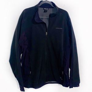[Patagonia] Polartec Windbloc Black Jacket - XXL
